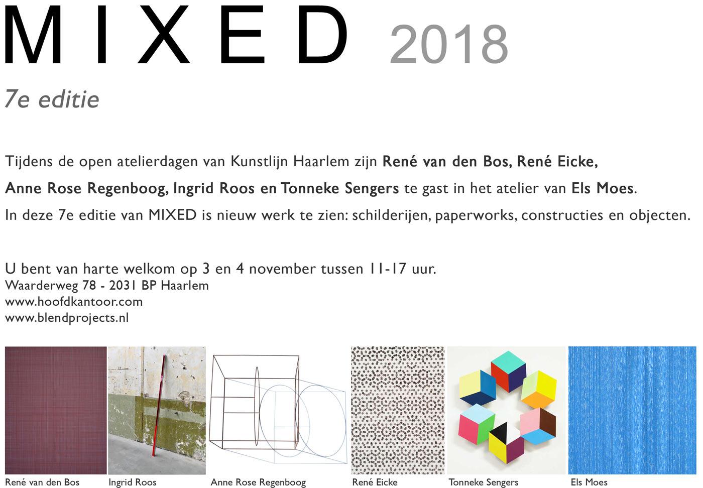 MIXED 2018